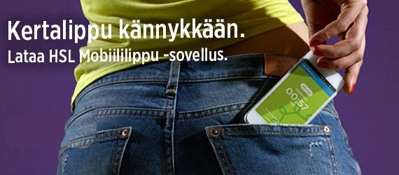 Hsl Mobiililippu